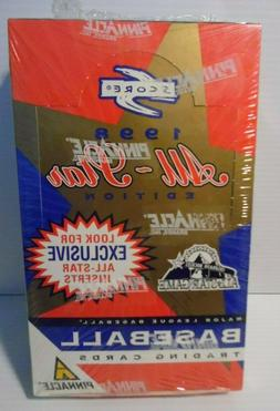12  Pinnacle 1998 All Star Game Edition Hobby sealed boxes