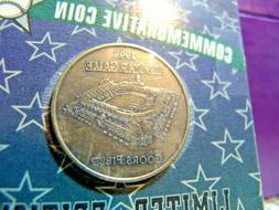 1998 Colorado Rockies Commemorative Coin NIP