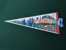 1999 MLB ALL STAR GAME FENWAY PARK BOSTON MA PENNANT, BUMPER