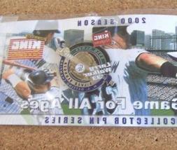 2000 Season Colorado Rockies pin Larry Walker NL Batting Cha