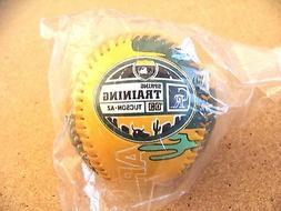 2003 Colorado Rockies Spring Training Arizona baseball ball