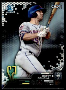 2019 Bowman Scouts' Top 100 Chrome Refractor Inserts - You C