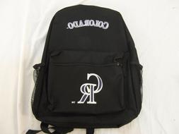 2019 LARGE COLORADO ROCKIES Backpack School book Bag laptop