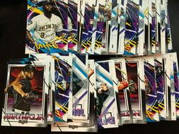 2020 Topps FIRE Baseball - Base Set Vets #1-200 - You Pick!