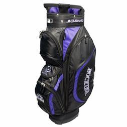 BRAND NEW Team Golf MLB Colorado Rockies Clubhouse Cart Bag