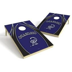 Colorado Rockies 2' x 3' Logo Shield Tailgate Toss Game