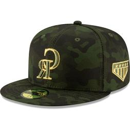 Colorado Rockies New Era 2019 Armed Forces Day On-Field 59FI