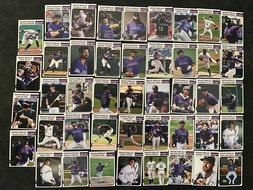 Colorado ROCKIES 2020 MLB Baseball *** Pick a Card *** + Pro