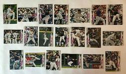 Colorado Rockies 2020 Topps Series 1 & 2 Base Team Set *20 c