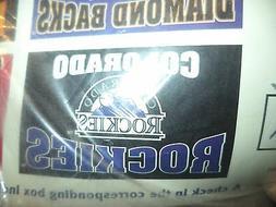 Colorado Rockies 3ft X 5ft MLB Indoor/Outdoor Flag Banner ML