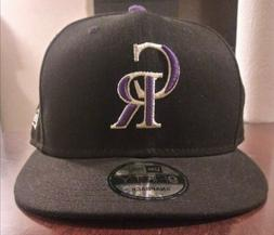 Colorado Rockies New Era 9FIFTY MLB Adjustable Snapback Hat