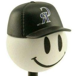 Colorado Rockies Baseball Cap Antenna Topper