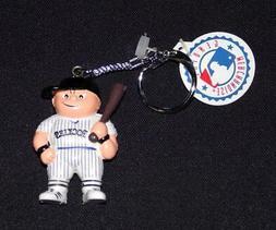 Colorado Rockies Baseball Sports Brat Key Chain - Lil Sports