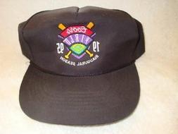 """Colorado Rockies COLLECTIBLE """"COORS FIELD 1995 Inaugural Sea"""