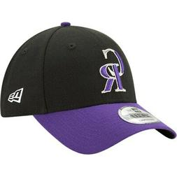 Colorado Rockies CR New Era 9FORTY MLB The League Adjustable