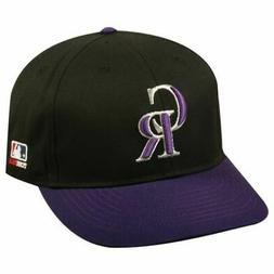 Colorado Rockies CR Outdoor Cap MLB Adjustable Strapback Hat