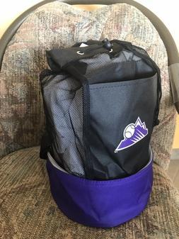 Colorado Rockies Easy Traveling Cooler Backpack Bag – New