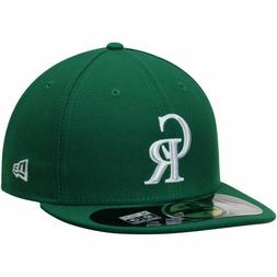 Colorado Rockies New Era Green  59FIFTY Fitted Hat