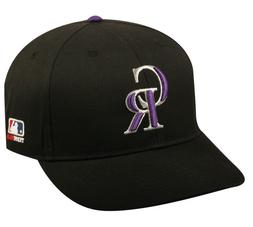 Colorado Rockies Home Replica Baseball Cap Adjustable Youth