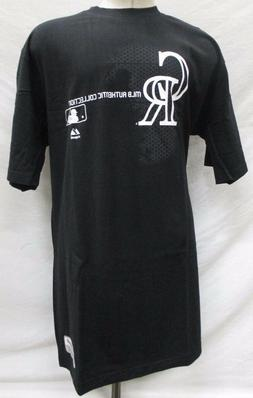 Colorado Rockies Men Big & Tall Fan Favorite T-Shirt MLB Maj