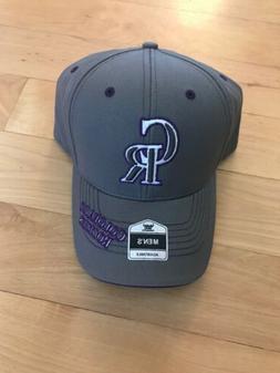 Colorado Rockies Mens Gray Hat NWT