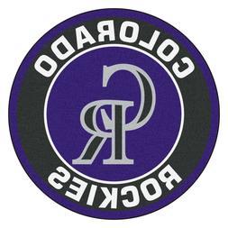 Colorado Rockies MLB Color Die-Cut Decal / Yeti Sticker *Fre