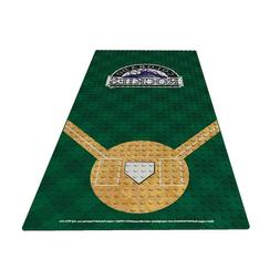 Colorado Rockies MLB Display Plate OYO Sports Toys FOR YOUR