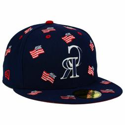 Colorado Rockies MLB July 4th Independence Day America USA F