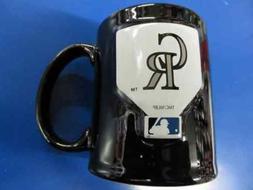 Colorado Rockies MLB Pro Baseball Sports Fan Gift Sculpted C