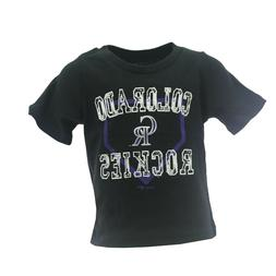colorado rockies official mlb apparel baby infant