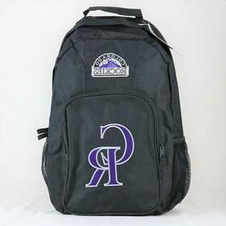 Colorado Rockies Officially Licensed MLB Southpaw Backpack