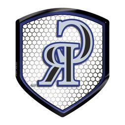 Colorado Rockies Reflector Decal MLB Auto Shield Team Car Bi
