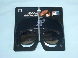 COLORADO ROCKIES   Sunglasses GAME SHADES    by Rico   NIP