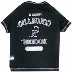 Pets First Colorado Rockies T-Shirt