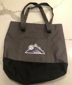 Colorado Rockies Tote Bag Season Ticket Holder Give Away New