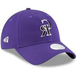 Colorado Rockies New Era Women's Core Classic 9TWENTY Adjust