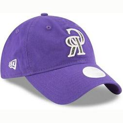 Colorado Rockies New Era Women's Team Glisten 9TWENTY Adjust