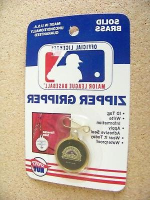 1991 Colorado logo Zipper clip clothes