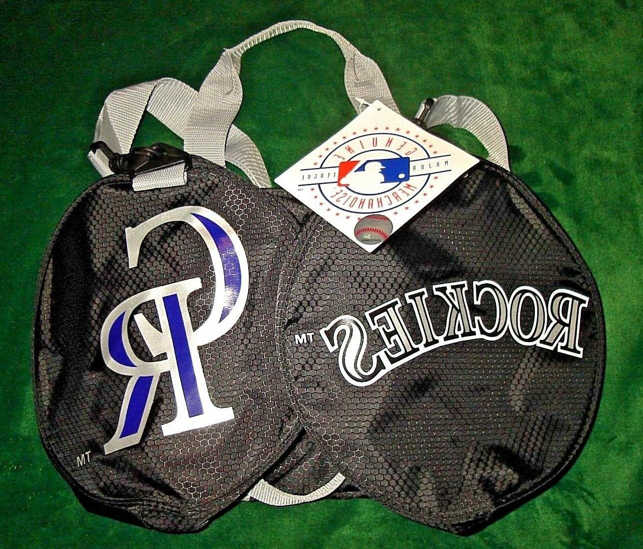 brand new colorado rockies equipment bag backpack