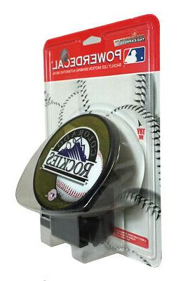 "Colorado MLB Plastic for 2"" insert"