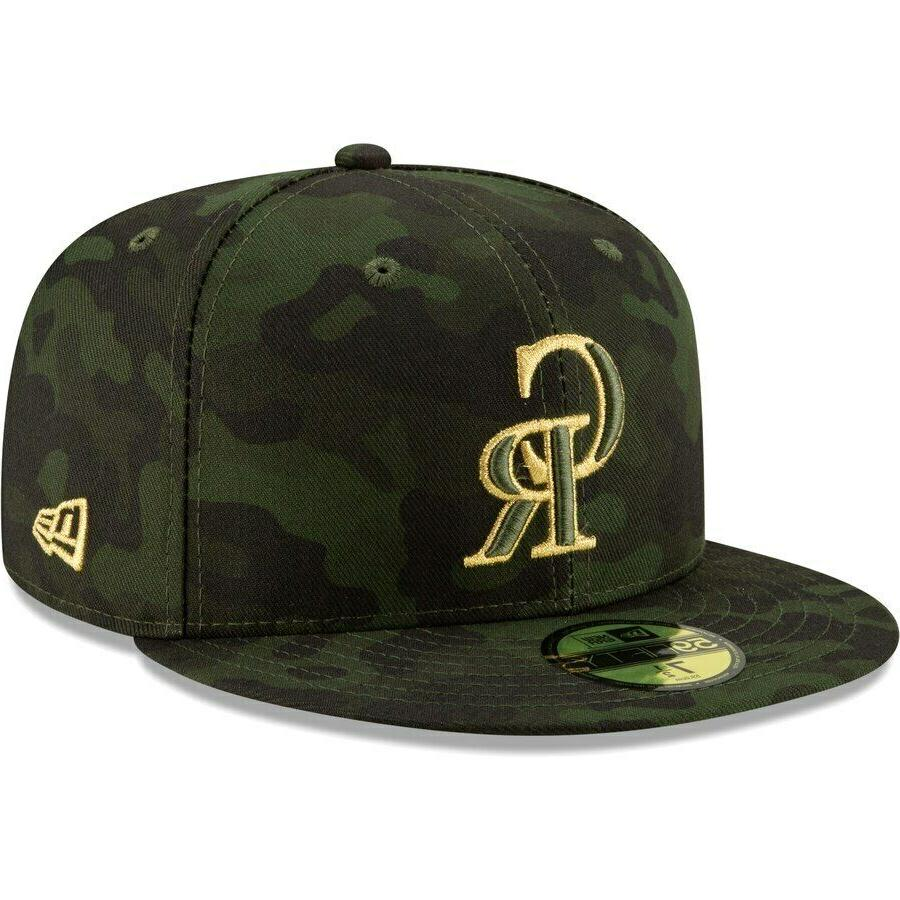 Colorado New 2019 Armed Day On-Field Hat