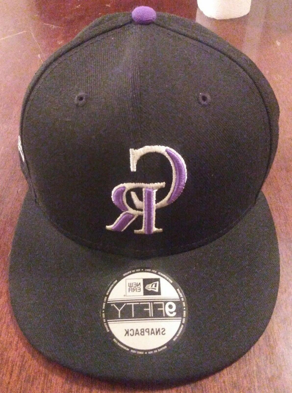 Colorado Rockies New 9FIFTY Adjustable Hat