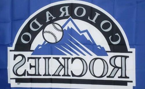 Colorado Rockies Ft Man Decor Gift MLB Sports