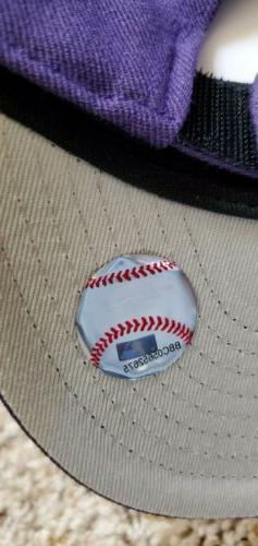 Colorado Rockies Baseball Adjustable