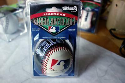 Colorado ROCKIES Baseball w/Case