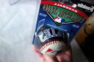 Colorado Collector Series Baseball