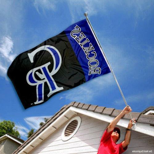 Colorado Rockies MLB Banner