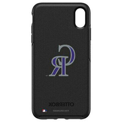 colorado rockies iphone symmetry series case