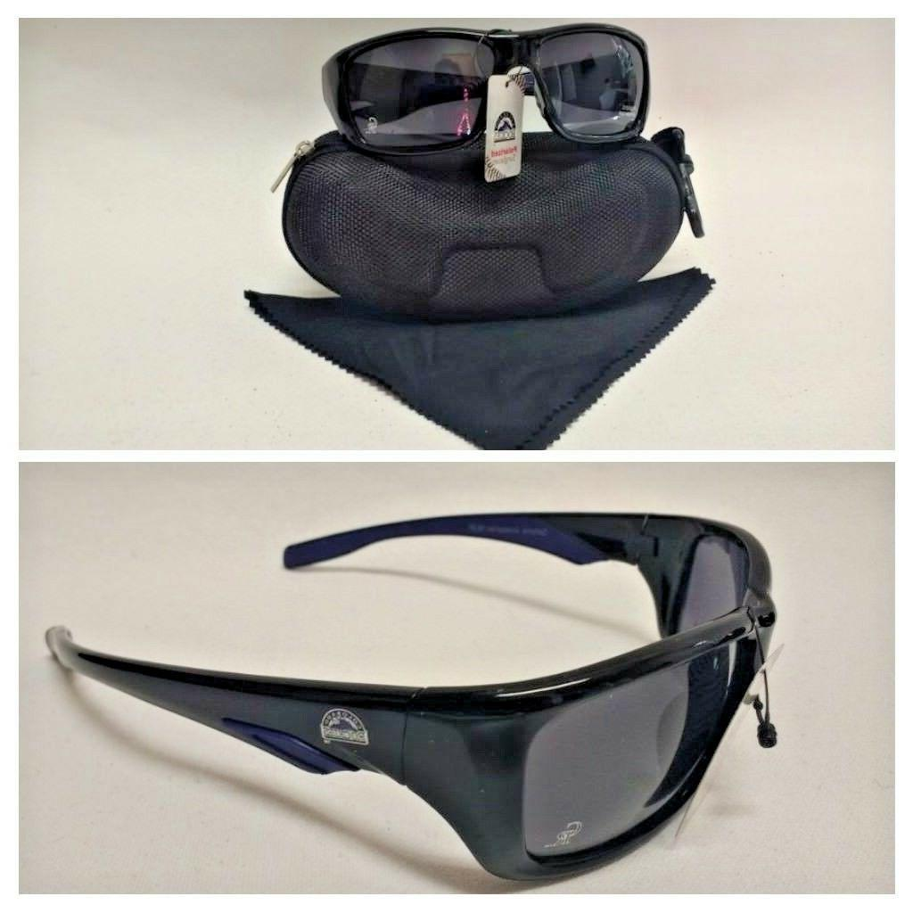 colorado rockies licensed polarized wrap sunglasses 3