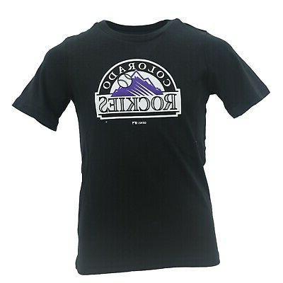 colorado rockies official mlb genuine apparel youth